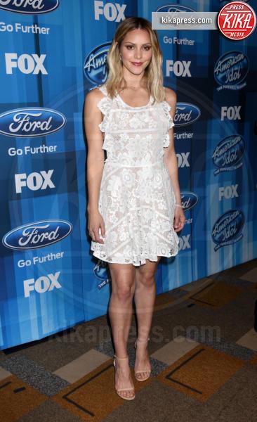 Katharine McPhee - Hollywood - 07-04-2016 - Bianco o pastello, ecco il pizzo dell'estate!