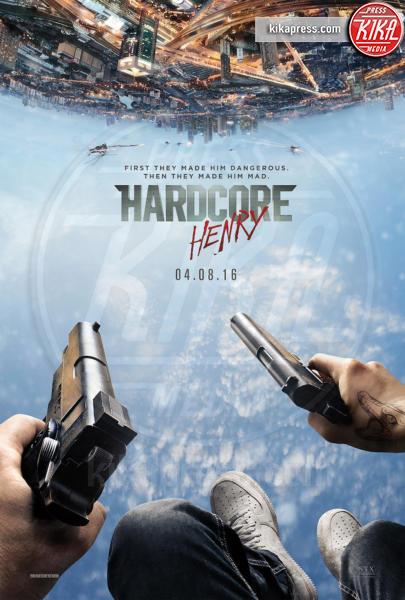 Hardcore - 11-04-2016 - Hardcore, il primo film realizzato interamente in GoPro