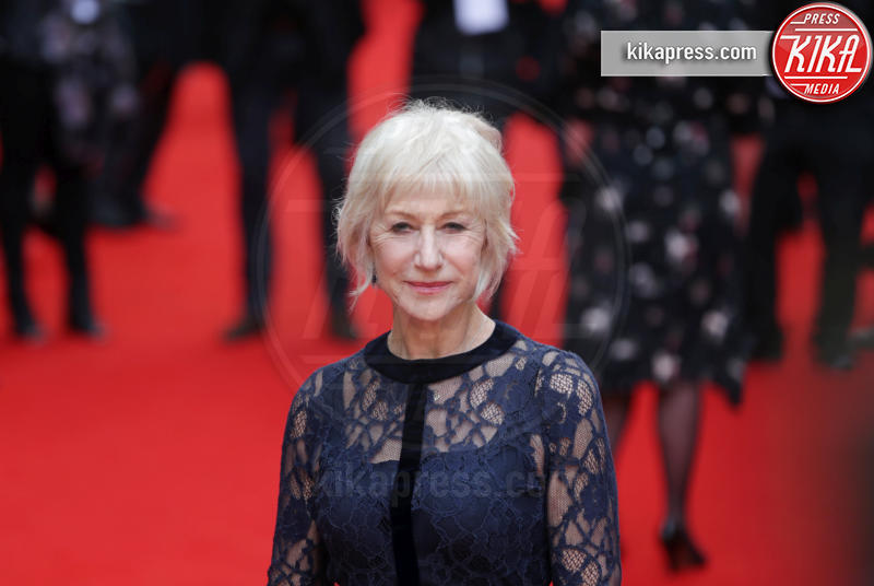 Helen Mirren - Londra - 11-04-2016 - Helen Mirren: