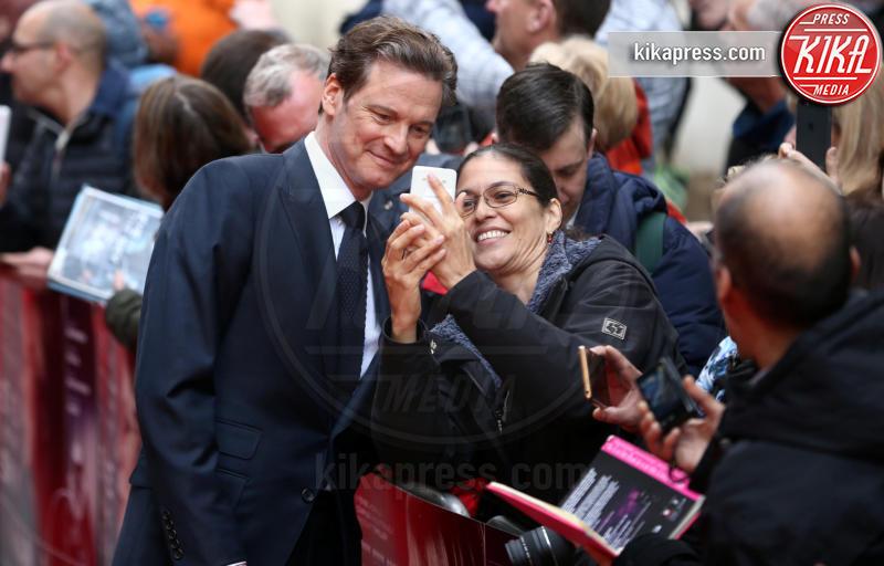 Colin Firth - Londra - 11-04-2016 - Colin Firth a un passo da Kursk, il nuovo film di Vinterberg