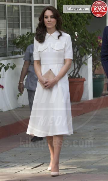 Kate Middleton - Nuova Delhi - 11-04-2016 - Kate Middleton e Mary di Danimarca, lo stile è lo stesso