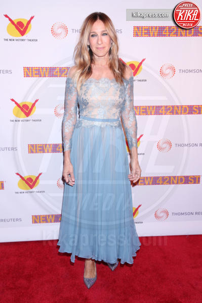 Sarah Jessica Parker - New York - 12-04-2016 - Sarah Jessica Parker torna in tv con Divorce