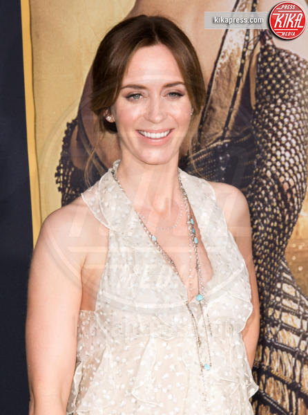 Emily Blunt - Los Angeles - 12-04-2016 - Emily Blunt sarà la nuova Mary Poppins nel sequel della Disney