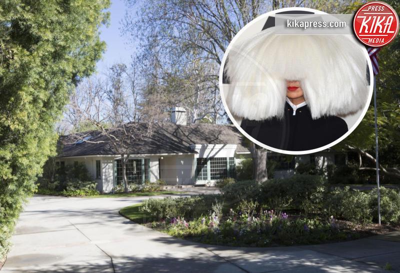 Villa Sia - Los Angeles - 09-02-2016 - Ecco la casa-studio californiana di Sia