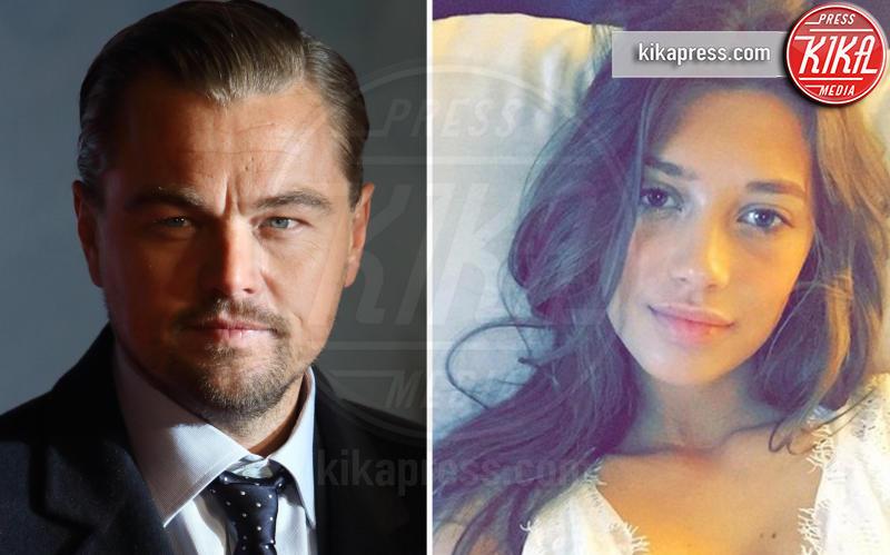 Chelsey Weimar, Leonardo DiCaprio - Londra - 14-01-2016 - Leonardo DiCaprio di nuovo single: è finita con Nina Agdal