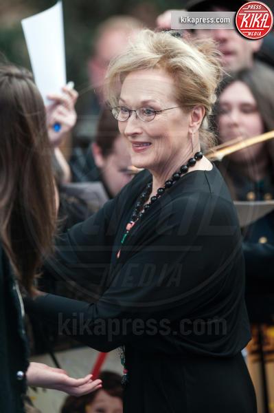 Meryl Streep - Londra - 12-04-2016 - Un tempio immerso nel verde: entrate nella casa di Meryl Streep