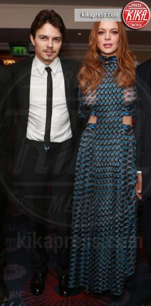 Egor Tarabasov, Lindsay Lohan - Londra - 08-04-2016 - Lindsay Lohan incinta, e fidanzata, lo conferma il padre Michael