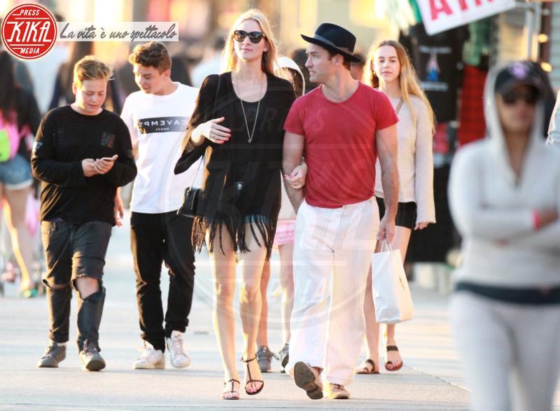 Phillipa Coan, Jude Law - Los Angeles - 12-04-2016 - Jude Law nei panni di Albus Silente? Wow!