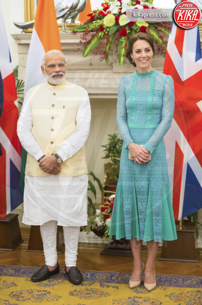 Narendra Modi, Principe William - Nuova Delhi - 13-04-2016 - Priyanka Chopra: la foto che ha fatto infuriare l'India