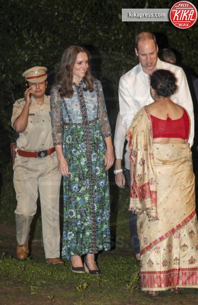 Principe William, Kate Middleton - Guwahati - 13-04-2016 - Kate Middleton e Lady Diana, lo stile è lo stesso