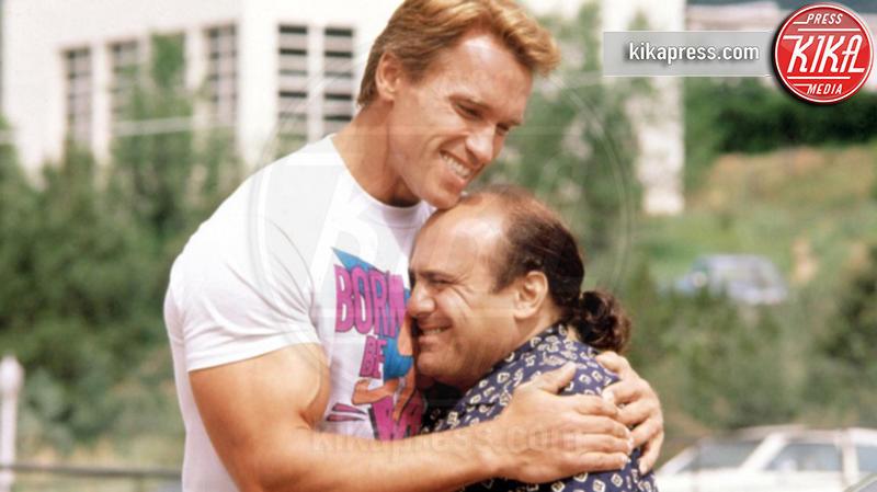 Danny DeVito, Arnold Schwarzenegger - 13-04-2016 - Arnold Schwarzenegger in versione Gemelli 27 anni dopo