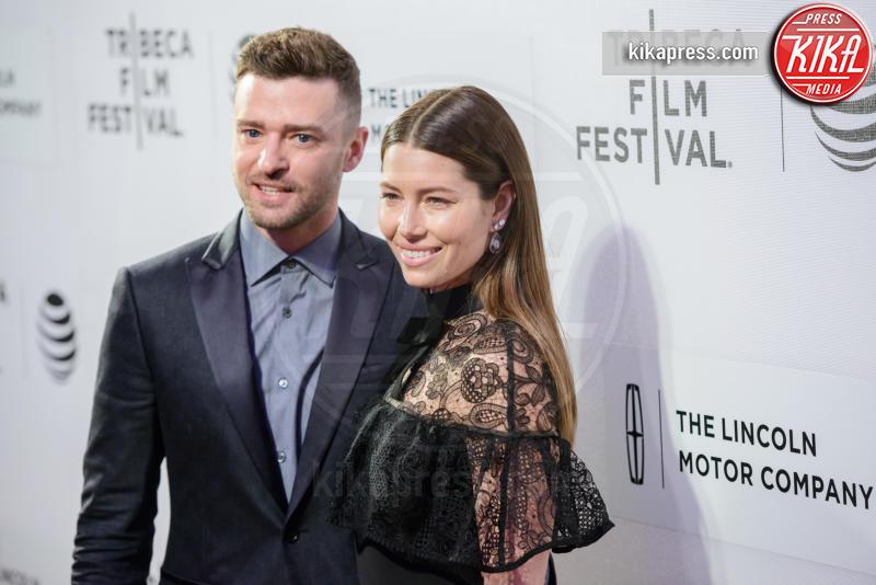Jessica Biel, Justin Timberlake - New York - 15-04-2016 - Fedez e Chiara Ferragni: nascono i Ferraz