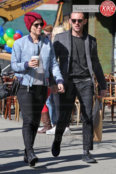 Jamie Bell, Kate Mara - New York - 14-04-2016 - Kate Mara e Jamie Bell si sono sposati