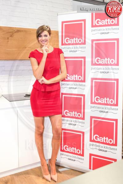 Cristina Chiabotto - Milano - 15-04-2016 - Cristina Chiabotto, nozze a settembre con Marco Roscio