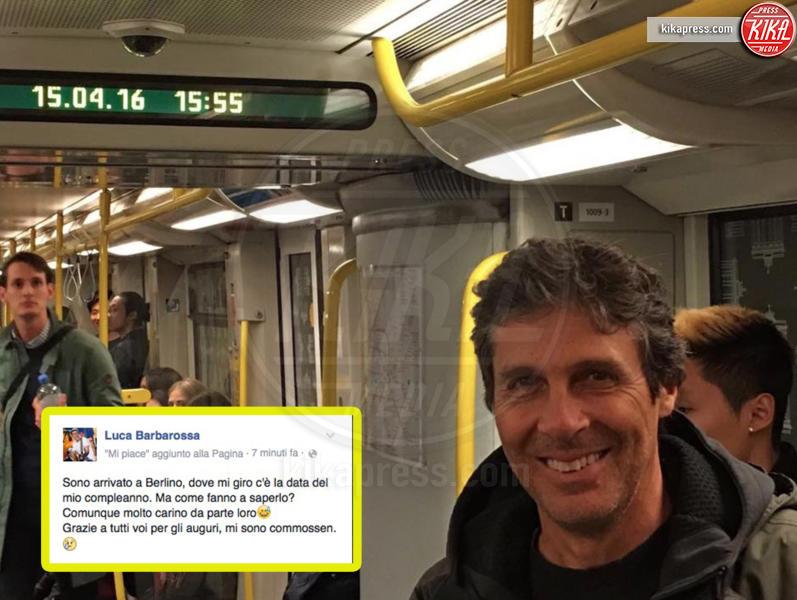 Luca Barbarossa - Berlino - 15-04-2016 - Lourdes Leon: la metro di New York ha la sua diva