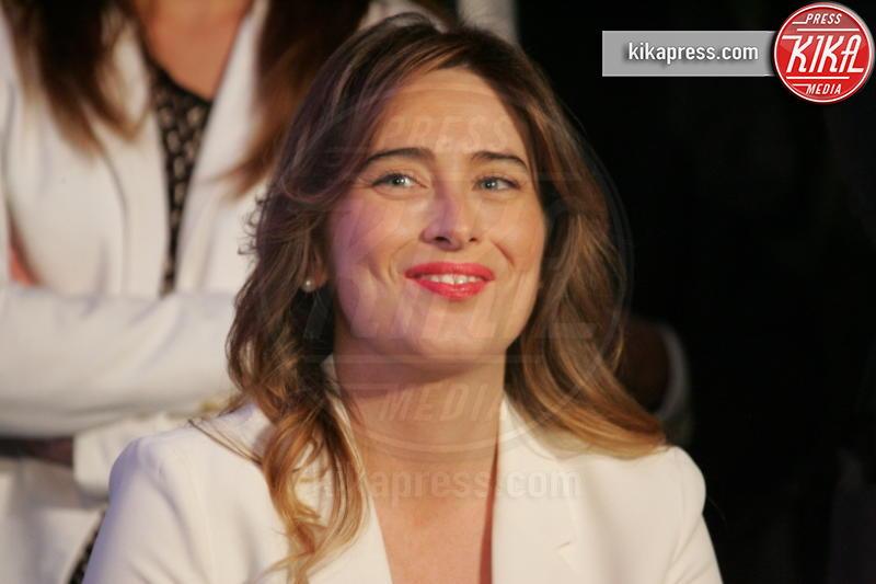 Maria Elena Boschi - Napoli - 15-04-2016 - Un attore, e che attore, per Maria Elena Boschi!