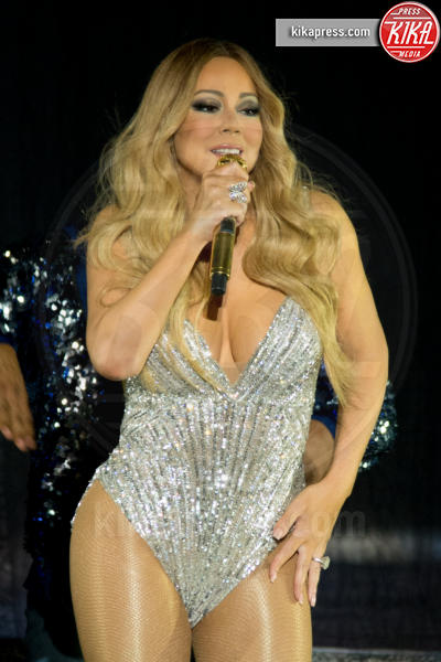 Mariah Carey - Assago - 16-04-2016 - Rihanna: