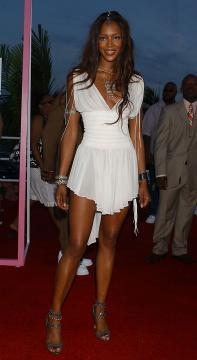 Naomi Campbell - Miami - 29-08-2004 - Naomi Campbell accusata di aggressione e poi rilasciata