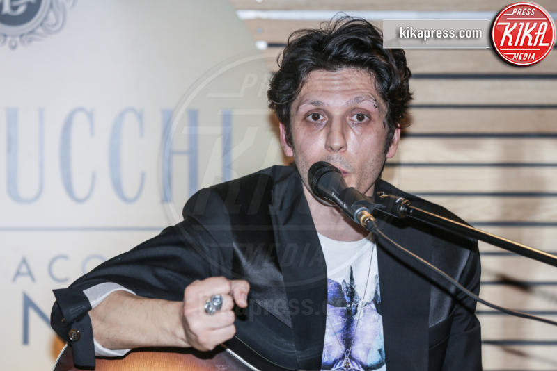 Ermal Meta - Milano - 20-04-2016 - Ermal Meta live al Berlucchi Francynciacorta Lounge