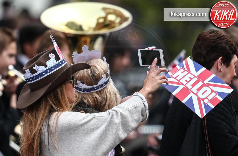 90 Anni Regina Elisabetta II - Londra - 21-04-2016 - Londra celebra così i 90 anni della Regina Elisabetta II