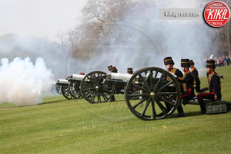 90 Anni Regina Elisabetta II - Londra - 20-04-2016 - Londra celebra così i 90 anni della Regina Elisabetta II