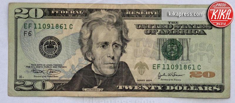 Andrew Jackson - New York - 27-05-2011 - Harriet Tubman sostituirà Jackson sui 20 dollari