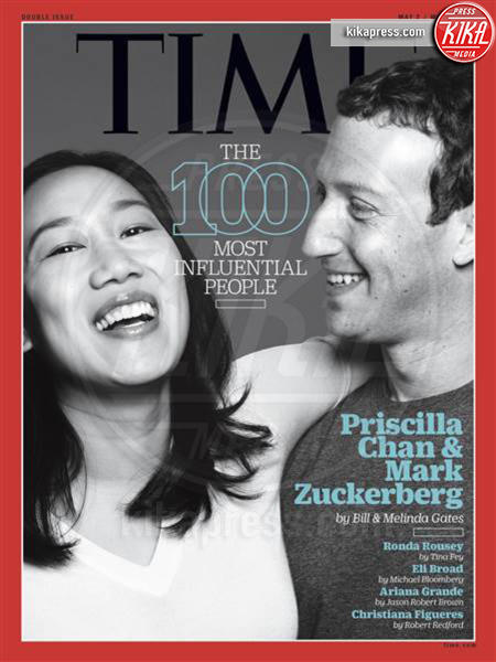 Priscilla Chan, Mark Zuckerberg - Hollywood - 22-04-2016 - Mr. Facebook fa bis, Mark Zuckerberg aspetta il secondo figlio