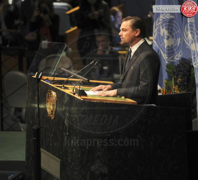 Leonardo DiCaprio - New York - 22-04-2016 - Leonardo DiCaprio sarà