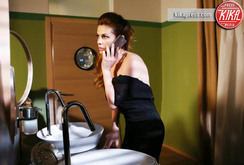 Vanessa Incontrada - Roma - 16-11-2015 - Vanessa Incontrada vittima di un incidente stradale