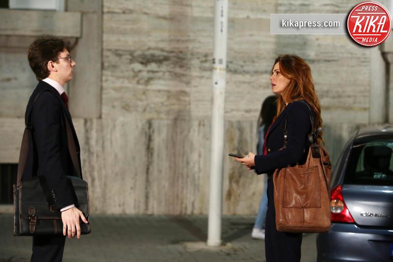 Federico Riccardo Rossi, Vanessa Incontrada - Roma - 16-11-2015 - Vanessa Incontrada torna su Rai Uno con Non Dirlo al mio capo!