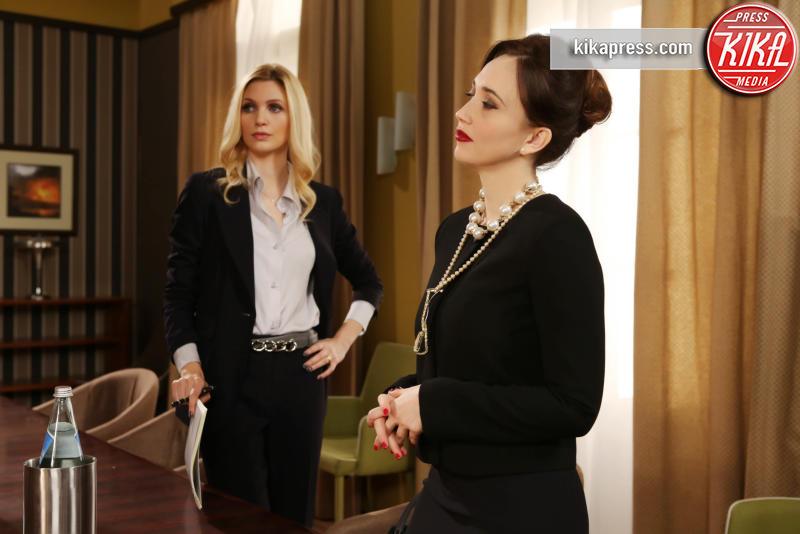 Vanessa Incontrada, Chiara Francini - Roma - 16-11-2015 - Vanessa Incontrada torna su Rai Uno con Non Dirlo al mio capo!