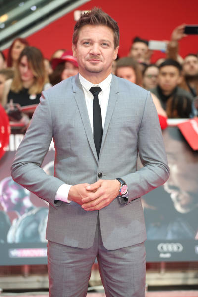 Jeremy Renner - Londra - 26-04-2016 - Captain America: Civil War, gli Dei Marvel sbarcano a Londra
