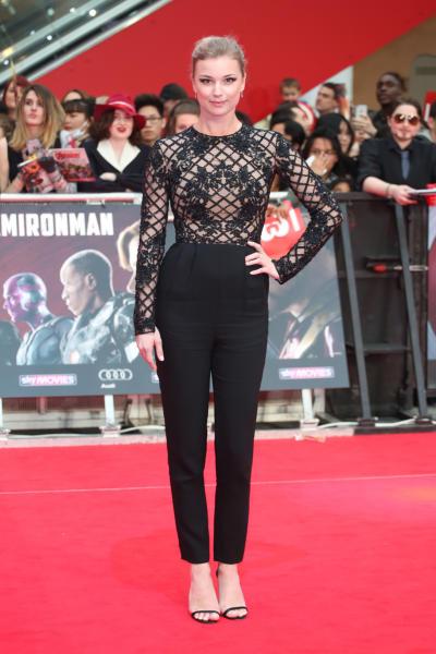 Emily Vancamp - Londra - 26-04-2016 - Captain America: Civil War, gli Dei Marvel sbarcano a Londra