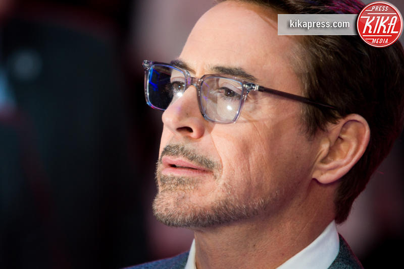 Robert Downey Jr - Londra - 26-04-2016 - Captain America: Civil War, gli Dei Marvel sbarcano a Londra