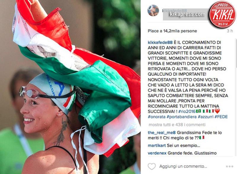 Federica Pellegrini - 27-04-2016 - Auguri Federica Pellegrini: 28 anni da campionessa!