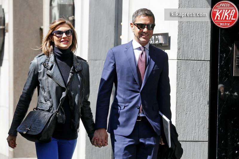 Alessandro Costacurta, Martina Colombari - Milano - 28-04-2016 - Ritorni di fiamma: ci riprovano anche Moretz-Beckham