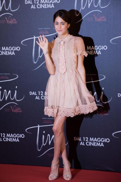 Martina Stoessel - Roma - 29-04-2016 - Martina Stoessel porta in Italia il Tini - Got Me Started Tour