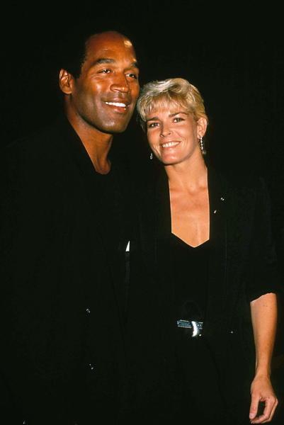 Nicole Brown, OJ Simpson - Los Angeles - 11-06-1987 - O.J. Simpson torna libero dopo nove anni in carcere