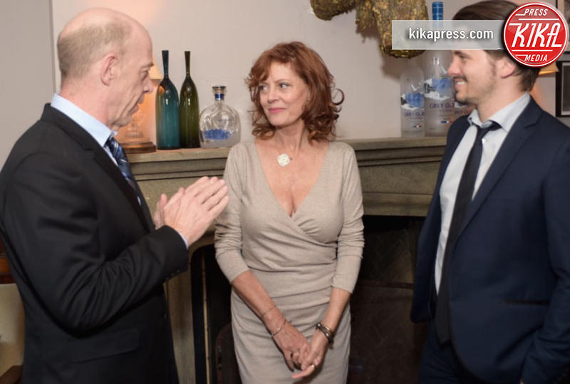 The Meddler, J.K. Simmons, Susan Sarandon - Hollywood - 02-05-2016 - Susan Sarandon: la mamma impicciona di The Meddler