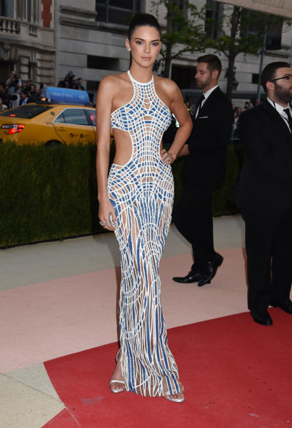 Kendall Jenner - New York - 02-05-2016 - Taylor Swift argento vivo ai MET Gala 2016