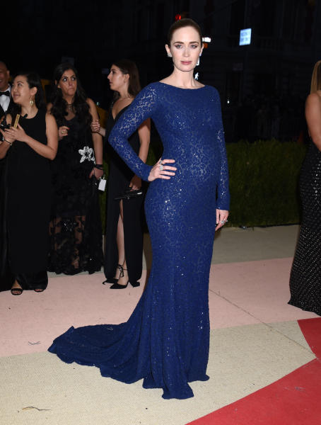 Emily Blunt - New York - 02-05-2016 - Taylor Swift argento vivo ai MET Gala 2016