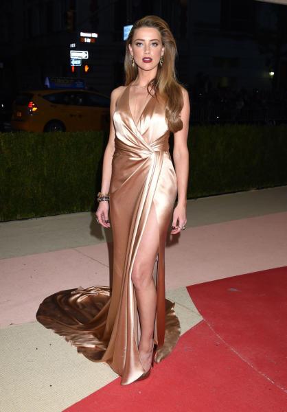 Amber Heard - New York - 02-05-2016 -
