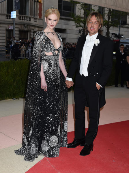 Keith Urban, Nicole Kidman - New York - 02-05-2016 - Taylor Swift argento vivo ai MET Gala 2016