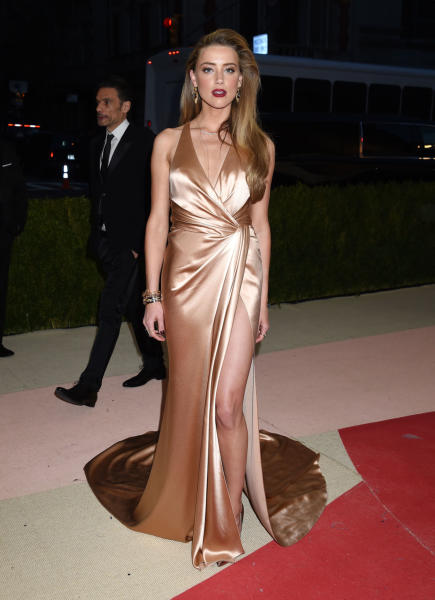 Amber Heard - New York - 02-05-2016 - Taylor Swift argento vivo ai MET Gala 2016