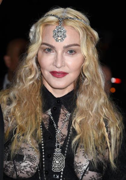 Madonna - New York - 02-05-2016 - Madonna choc: