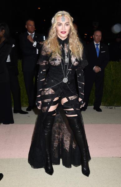 Madonna - New York - 02-05-2016 - Susan Sarandon: Il mio orientamento sessuale? È a disposizione!