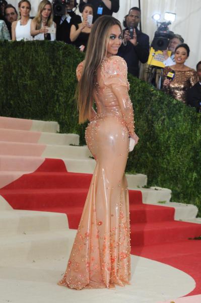 Beyonce Knowles - New York - 02-05-2016 - Le star che non pensavi avessero il fondoschiena rifatto