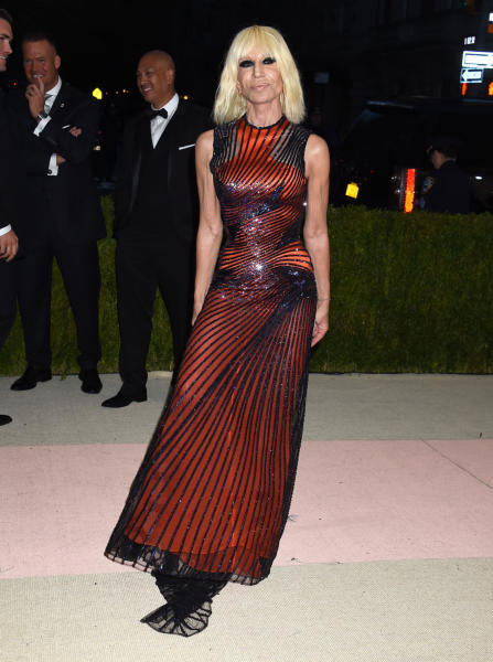 Donatella Versace - New York - 02-05-2016 - Penelope Cruz sarà Donatella Versace in American Crime Story