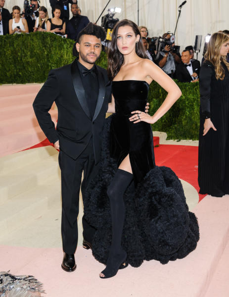 The Weeknd, Bella Hadid - Montclair - 03-05-2016 - Bella Hadid: la sexy ascesa di un fenomeno planetario