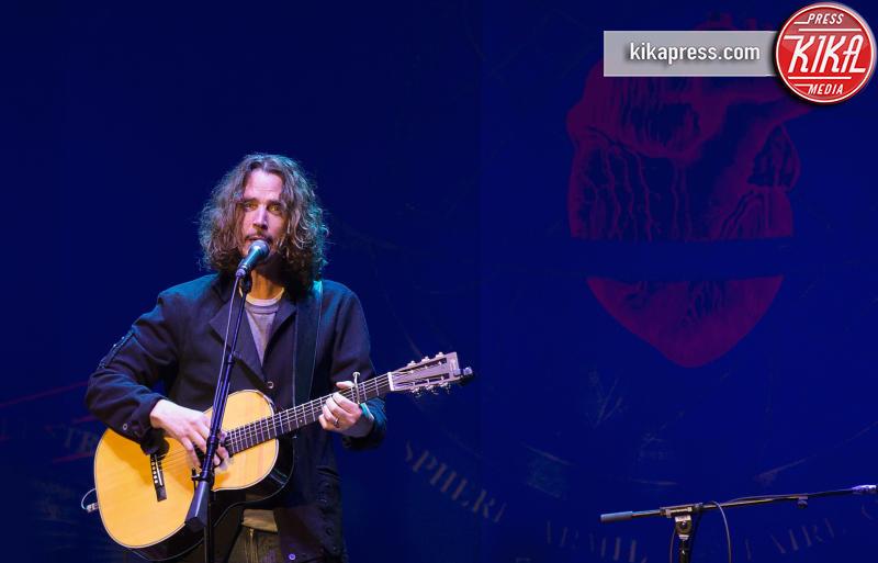 Chris Cornell - Londra - 03-05-2016 - È morto Chris Cornell, la voce dei Soundgarden